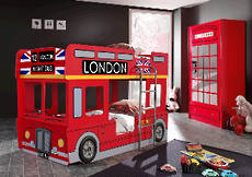 London Bus Bunk Bed
