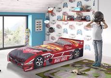 Night Racer Car Bed