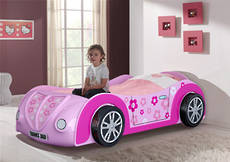 Daisy Series Single Car Bed