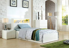 Delta Bed King Single Bed