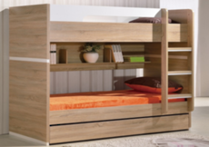 Magic Single Bunk Bed