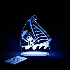 Pirate LED Sleepy Light