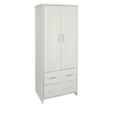 Atlas 2 Drawer Wardrobe