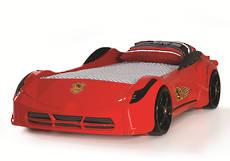 TiTi Car Bed Red