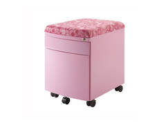Pink Drawer  Unit