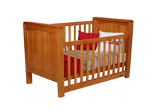 Classic Panelled Cot