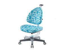 BABO SWIVEL CHAIR BLUE