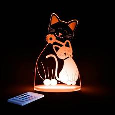 Cat LED Sleepy Light