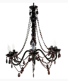 Chandelier Gypsy Black Large