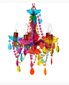 Chandelier Gypsy Multicolour Small