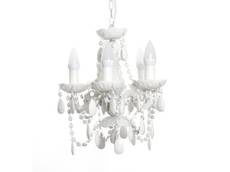 Chandelier Gypsy White Small