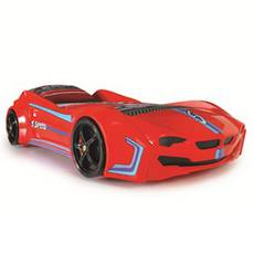 Coupe Car Bed Red