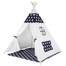 Blue Star Teepee