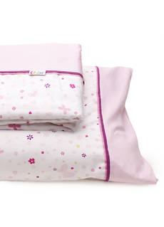 Flutterby Freckles Single Sheet Set