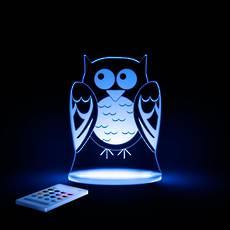 Owl LED Sleepy Light