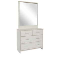 Atlas Dresser with mirror
