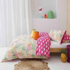 Get Fruity Single Duvet Cover Set