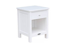 Metro 1 Drawer Bedside