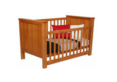 Metro Panelled Cot