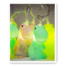 Baby Dinosaurs Fairy Light String