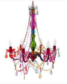 Chandelier Gypsy Multicolour Large