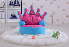 Crown Bean Bag Chair