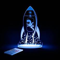 Rocket LED Sleepy Light