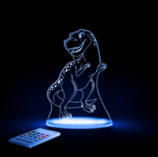 T Rex Led Sleepy Light