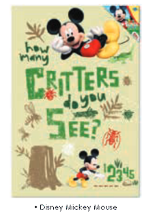Disney Mickey Mouse Canva