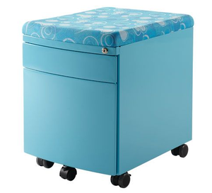 Blue Drawer  Unit