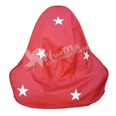 Red Star Bean Bag